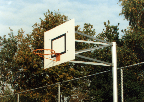 Uitneembare basketbalpaal. model 225