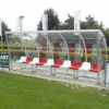 Aluminium dug-outs rood witte kuipzitjes 5 meter_product_variant