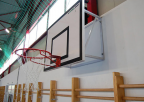 Basketbalbord Bronx