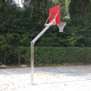 Basketbalpalen Fixed met geluidsarm basketbalbord_product_varian