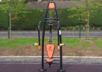 Outdoor fitness Chest Press