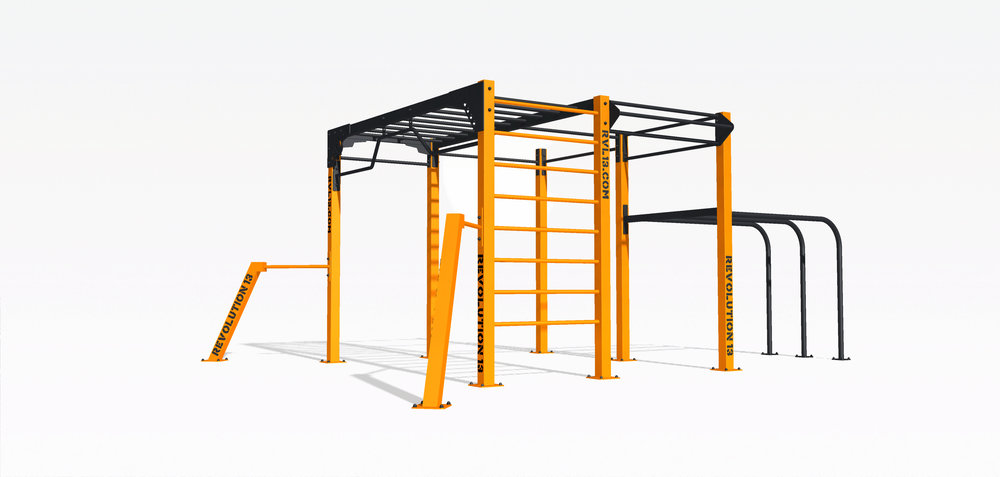 outdoor fitness S-serie