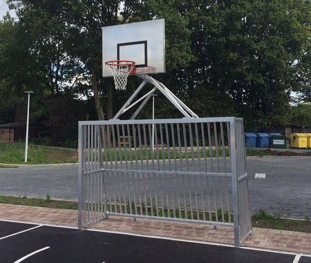 Voetbal basketbalcombinatie VB200