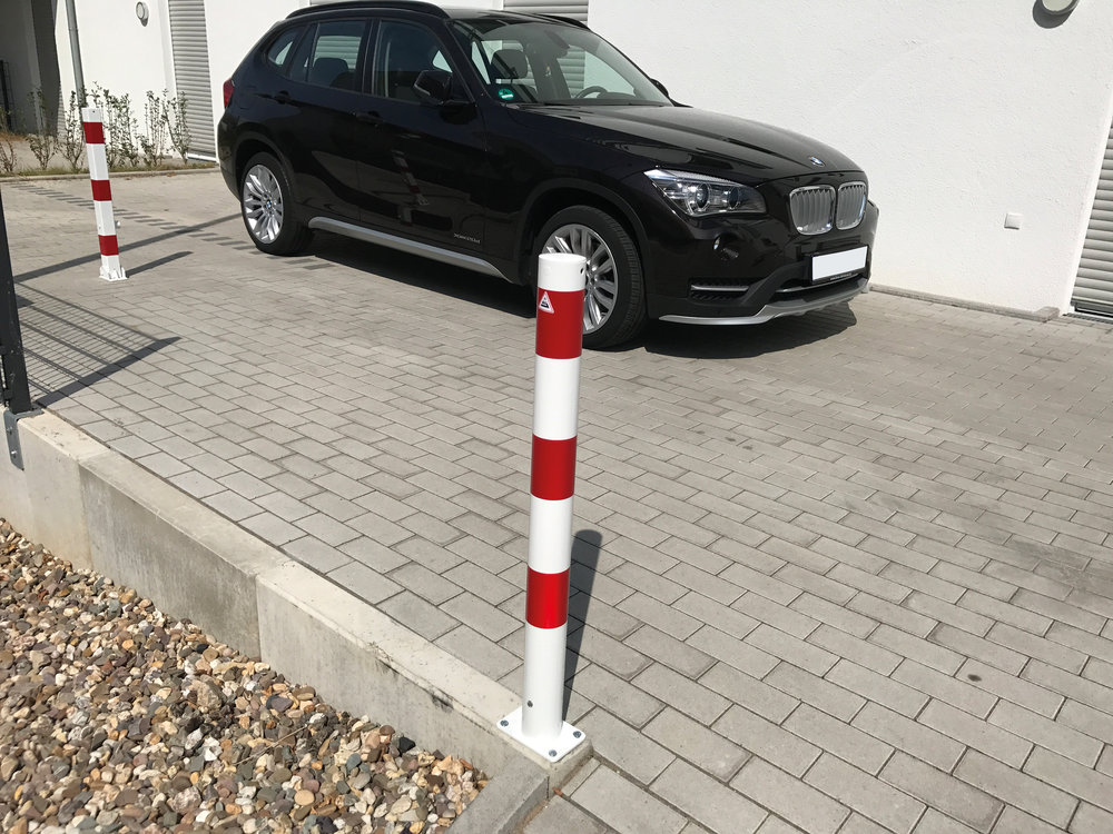 flexibele parkeerpaal afzetpaal