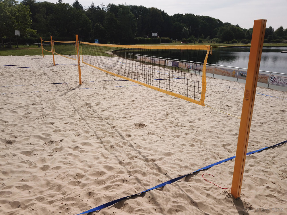 Beachvolleybal set