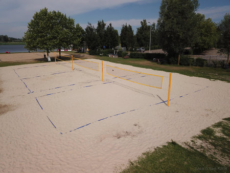 Beachvolleybal-sets