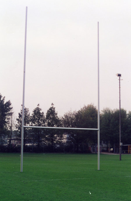 Rugby-Am football-goal 11,0 x 5,6 m.