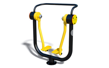 Outdoor fitness Space Walker